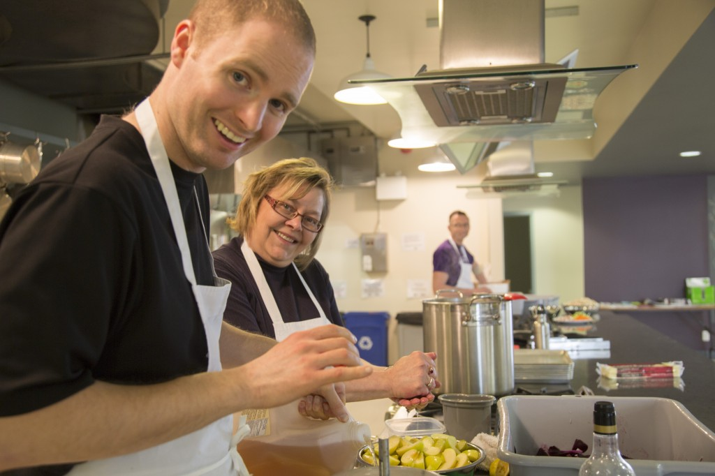 Volunteer at The Local Community Food Centre!