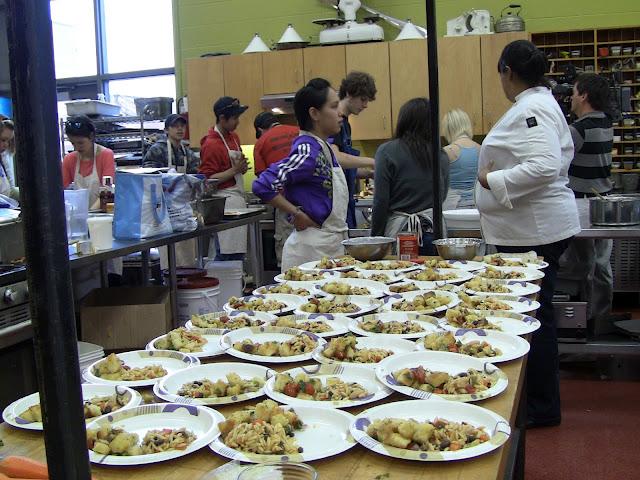 The Local Community Food Centre Chef Educator