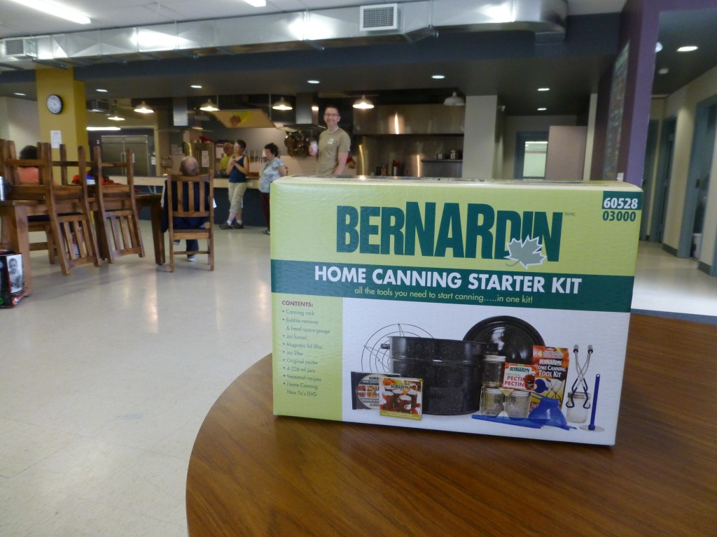 Bernardin Home Canning Kit