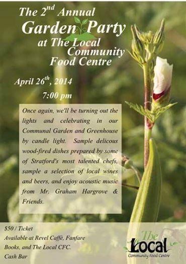 Garden Party LCFC!